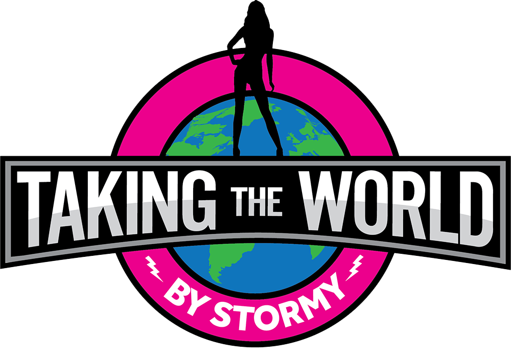 Taking the World By Stormy Podcast